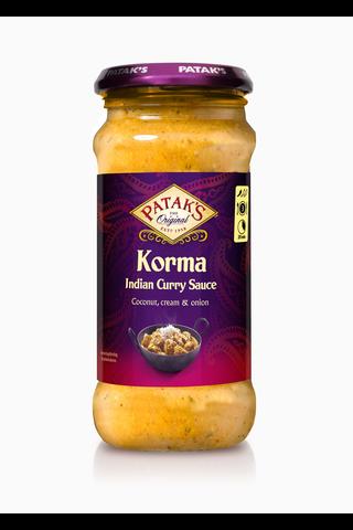 Patak's Korma Currykastike 350g