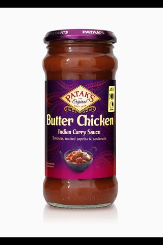 Patak's Butter Chicken Currykastike...
