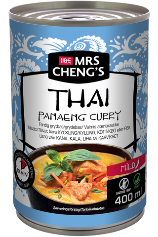 Mrs Cheng's Thai Panaeng Curry Valmis...