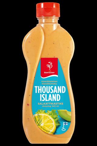 Saarioinen Thousand Island -salaattikastike...