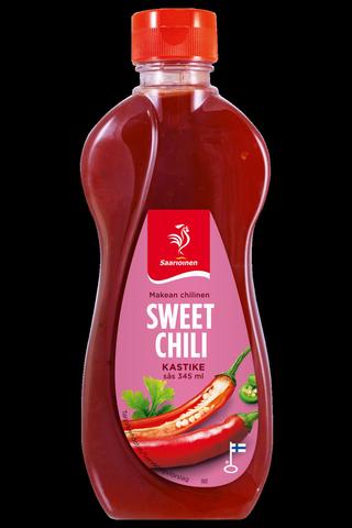 Saarioinen sweet chili -kastike 345ml