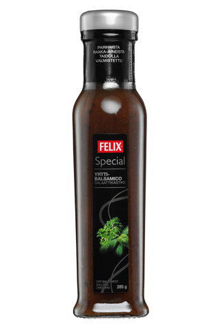 Felix Special yrtti-balsamico salaattikastike...