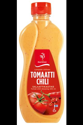 Saarioinen Tomaatti-chili salaattikastike...