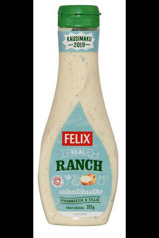 Felix ranch salaattikastike 375g