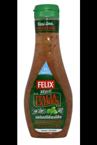 Felix rasvaa 0% italialainen salaattikastike...
