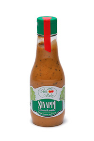 Sinappi-Salaattikastike