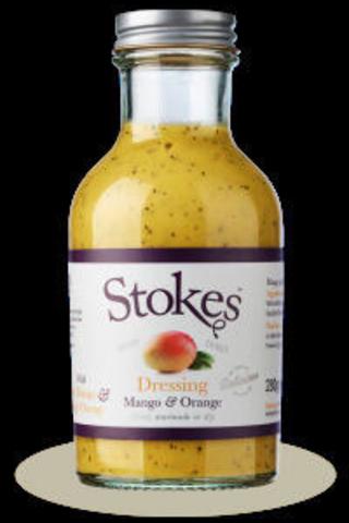 Stokes Mango-appelsiinikastike 280g