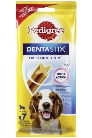 Pedigree Dentastix Medium 180g