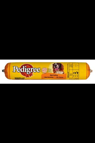 Pedigree koiranmakkara Kana 500g