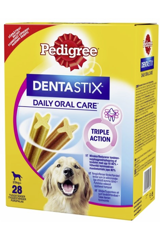 Pedigree Dentastix Large Monipakkaus 4x270g