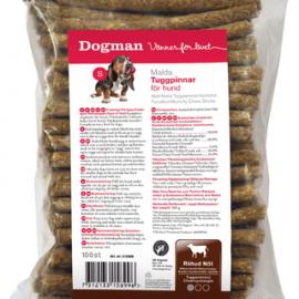 Dogman 100-pack S jauhetut puruluut
