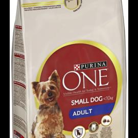 Purina ONE 1,5kg Small Dog <10kg Adult Runsaasti...