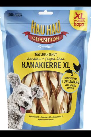 Hau-Hau Champion Täyslihaherkut Kanakierre...