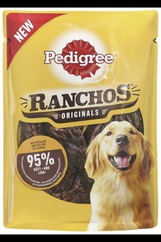 Pedigree Ranchos Originals Kanaa 70g