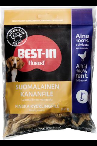 Best-In Suomalainen Kananfile Koiran Makupala...