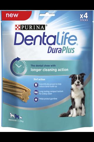Purina Dentalife 197g Dura Plus Medium koiran...