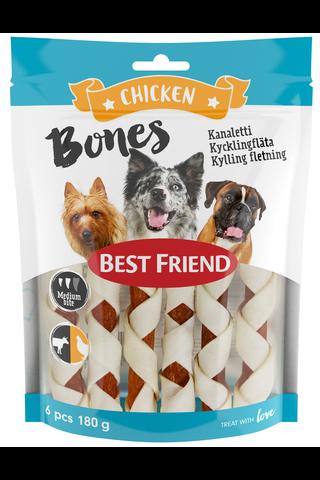 Best Friend Chicken Bones kanaletti 12cm...