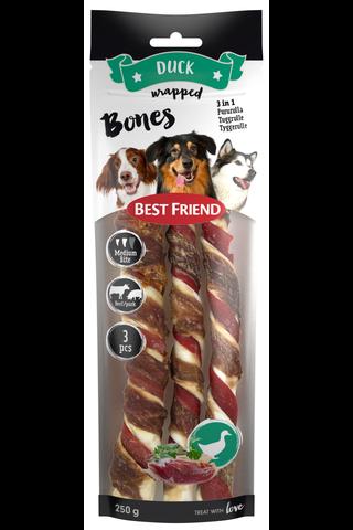 Best Friend Bones 3in1 nauta-possu-ankkarulla...