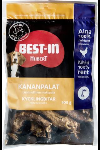 Best-In Kananpalat Koiran Makupala 105g