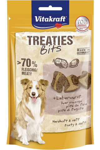 Vitakraft Treaties Bits maksa 120 g