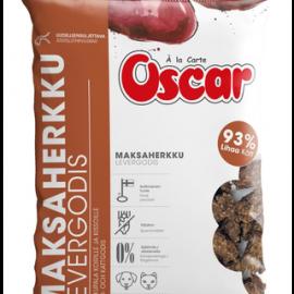 Oscar Maksaherkku koirille ja kissoille täydennysrehu...
