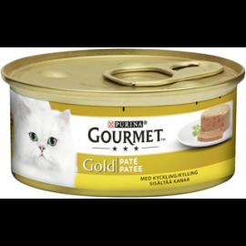 Gourmet 85g Gold Kana Patee kissanruoka
