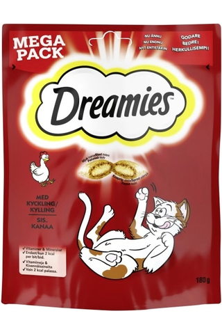 Dreamies Kana 180g