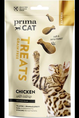 PrimaCat Treats Softy kana ja kissanminttu...