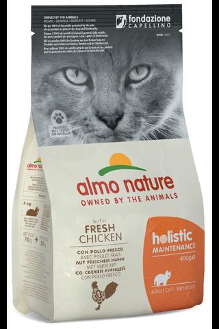 Almo Nature 400g Holistic Cat kana &...
