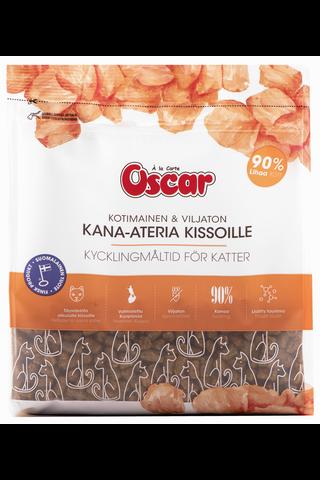 Oscar Kana-ateria kissoille täysravinto...