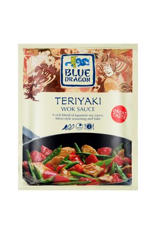 Blue Dragon Teriyaki wok-kastike 120g