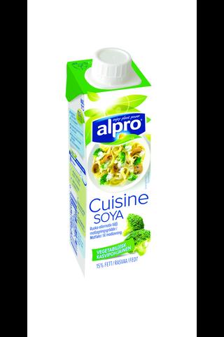 Alpro Cuisine Soijavalmiste ruoanlaittoon...