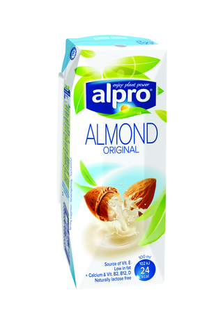 Alpro Mantelijuoma, original 250ml
