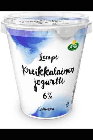 Arla Lempi 300 g Kreikkalainen 6%