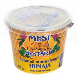 Mesimestari pehmeä hunaja 350g tölkki