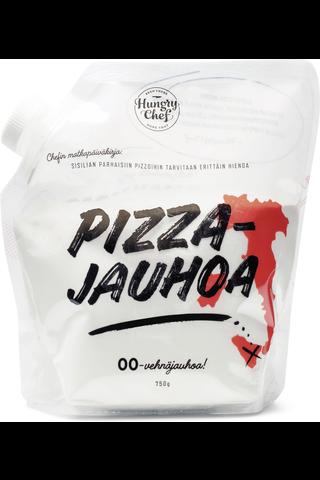 "750g Pizzajauho ""00"""