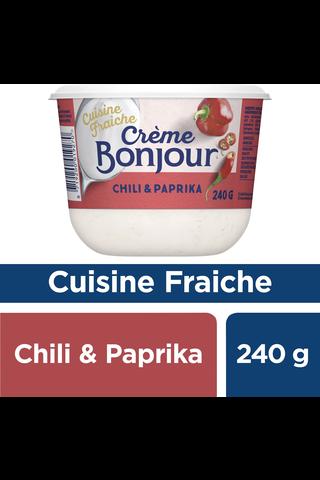 Chili & Paprika 240g