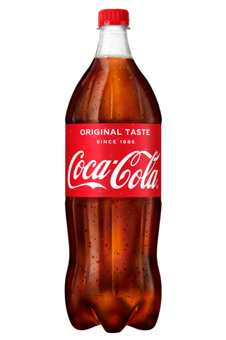 Coca-Cola Original Taste virvoitusjuoma muovipullo...