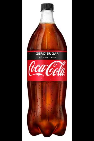 Coca-Cola Zero Sugar sokeriton virvoitusjuoma...