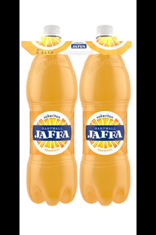 Hartwall Jaffa Appelsiini sokeriton 2×1,5l...