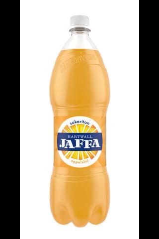 Hartwall Jaffa Appelsiini Sokeriton virvoitusjuoma...
