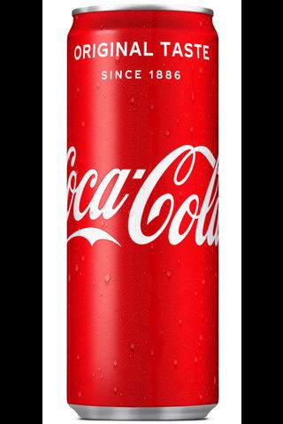 Coca-Cola Original Taste virvoitusjuoma tölkki...