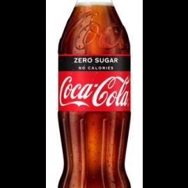 Coca-Cola Zero Sugar virvoitusjuoma muovipullo...