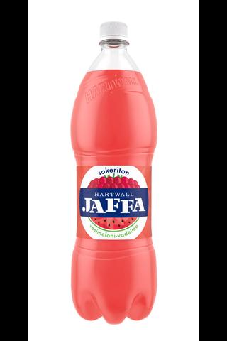 Hartwall Jaffa Vesimeloni-Vadelma Sokeriton...