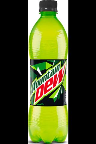 Mountain Dew virvoitusjuoma 0,5 l