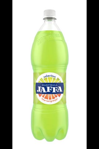 Hartwall Jaffa Lime-Verigreippi Sokeriton...