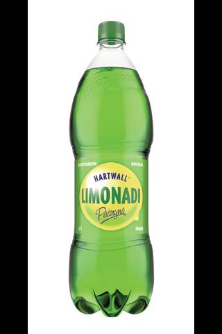Hartwall Limonadi Päärynä virvoitusjuoma...