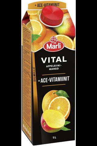 Marli Vital Appelsiini-mango + ACE-vitamiinit...