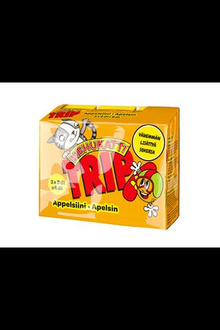 Mehukatti Trip Appelsiinijuoma 3-pack 3x2dl