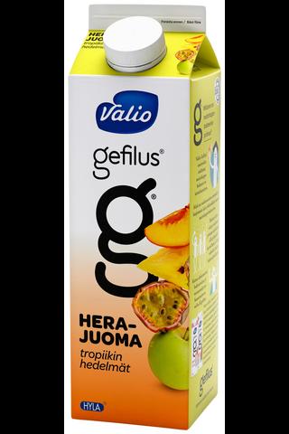 Valio Gefilus herajuoma 1 l tropiikin hedelmät...